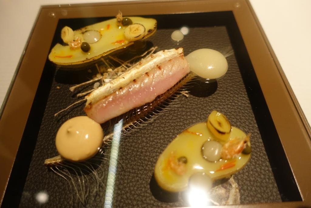 10 - JW Menu - Mackeral potato Escabeche sardine