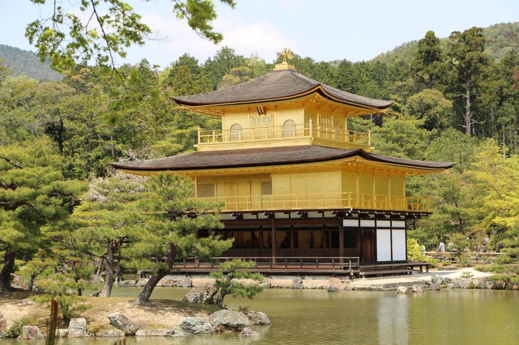 01 Golden Pavillion
