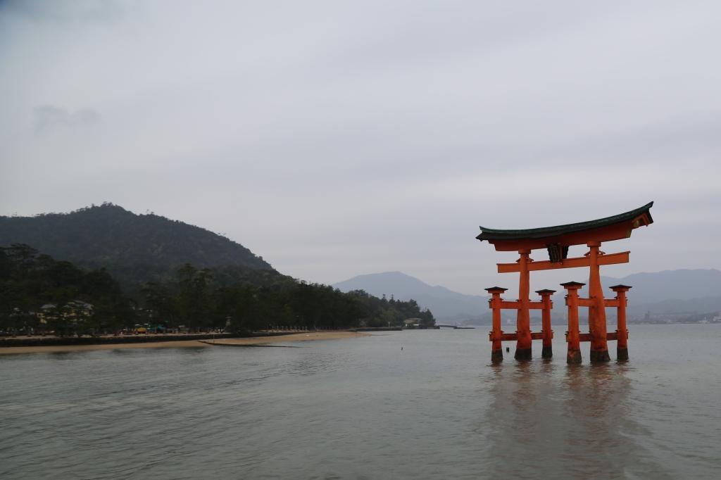 01 Itsukushima Shinto Shrine