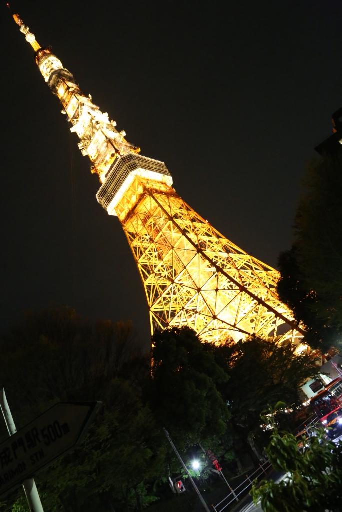 01 Tokyo Tower