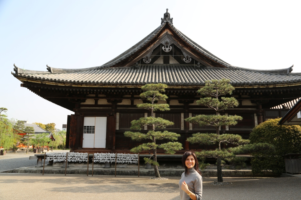 02 Sanjūsangen-dō