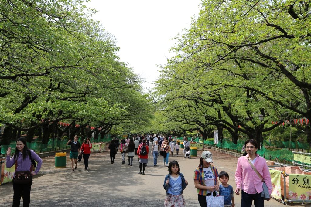 02 Ueno Park