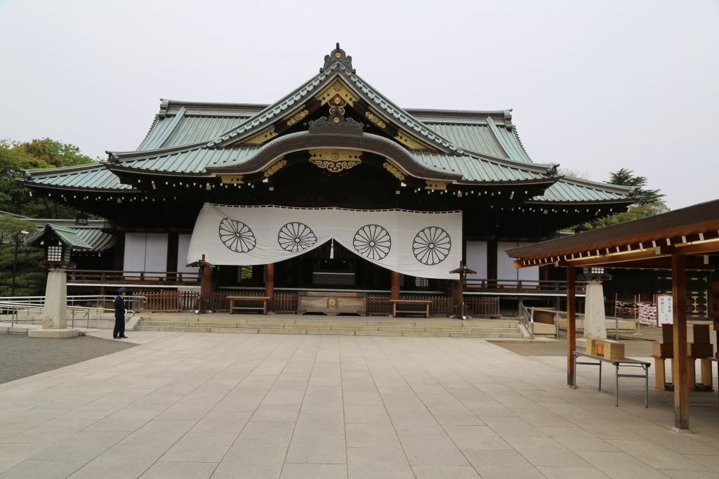 02 Yasukuni Shrine