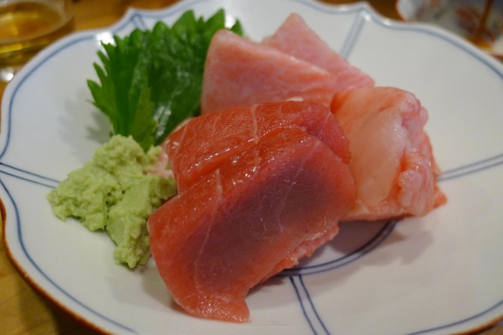 03 Kanemasu - Tuna Sashimi