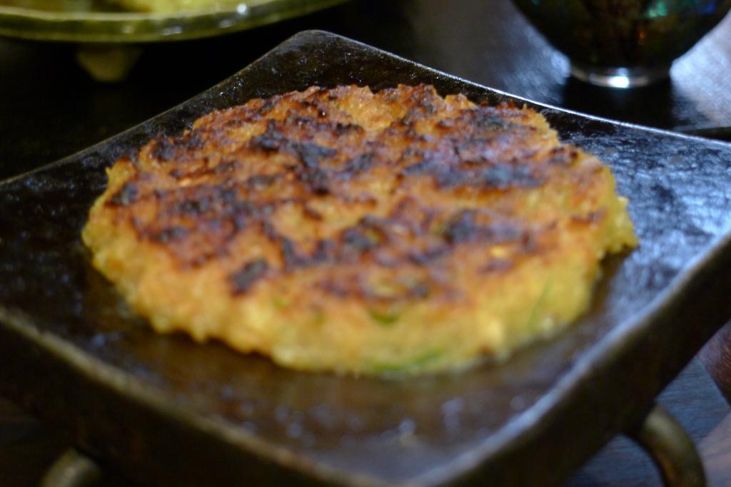 04 Tamawarai - Miso Pancake
