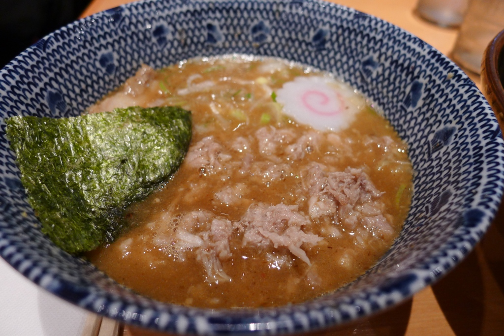 05 Rokurinsha -Tsukemen Broth