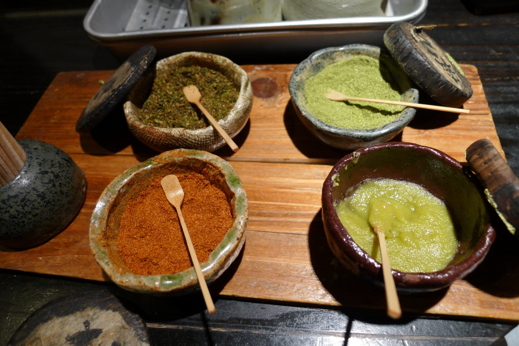 05 Yamamoto Menzou - Spices