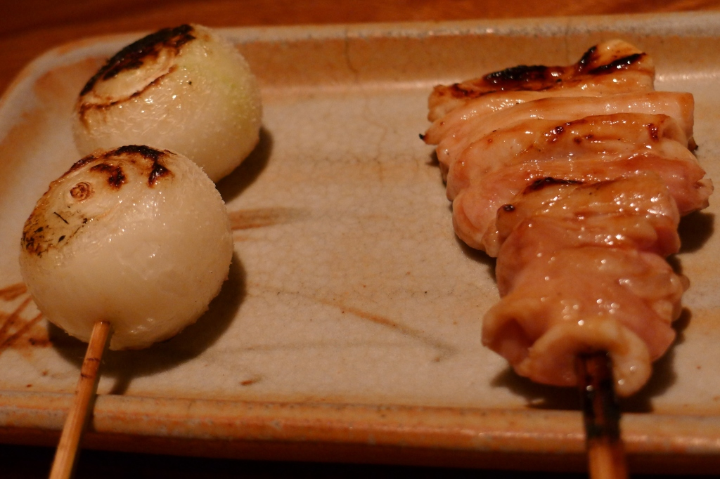 06 Toriki - Kotamanegi Petit Onion & Kashiwa Chicken Thigh