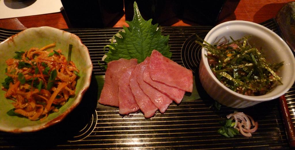 06 Yoroniku - Raw Beef