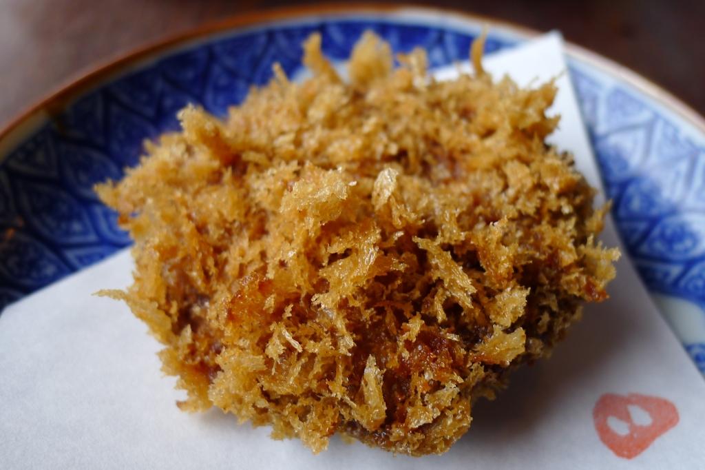 07 Butagumi - Fried cake of minced pork