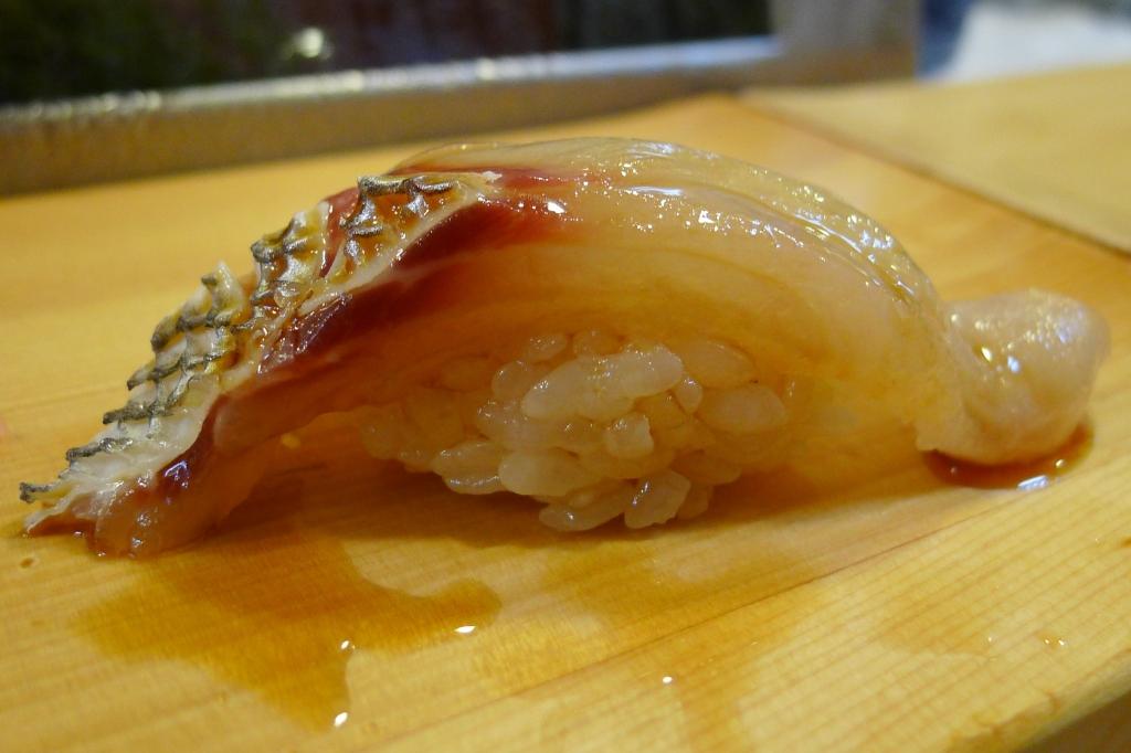 07 Sushi Daiwa -Tai Red Snapper