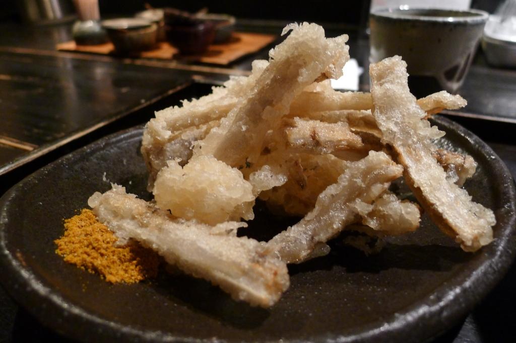 07 Yamamoto Menzou - Burdock Tempura