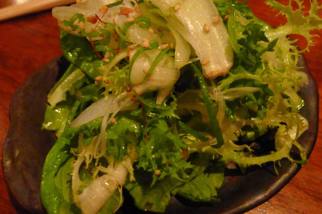 07 Yoroniku - Salad