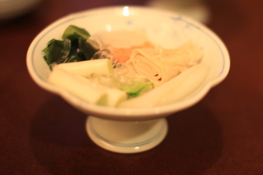09 Ningyocho Imanhan - Vegetables w Glass Noodles