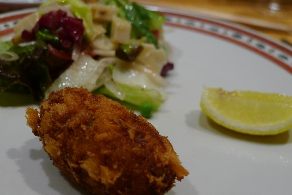 09 Shima - Crab Croquette