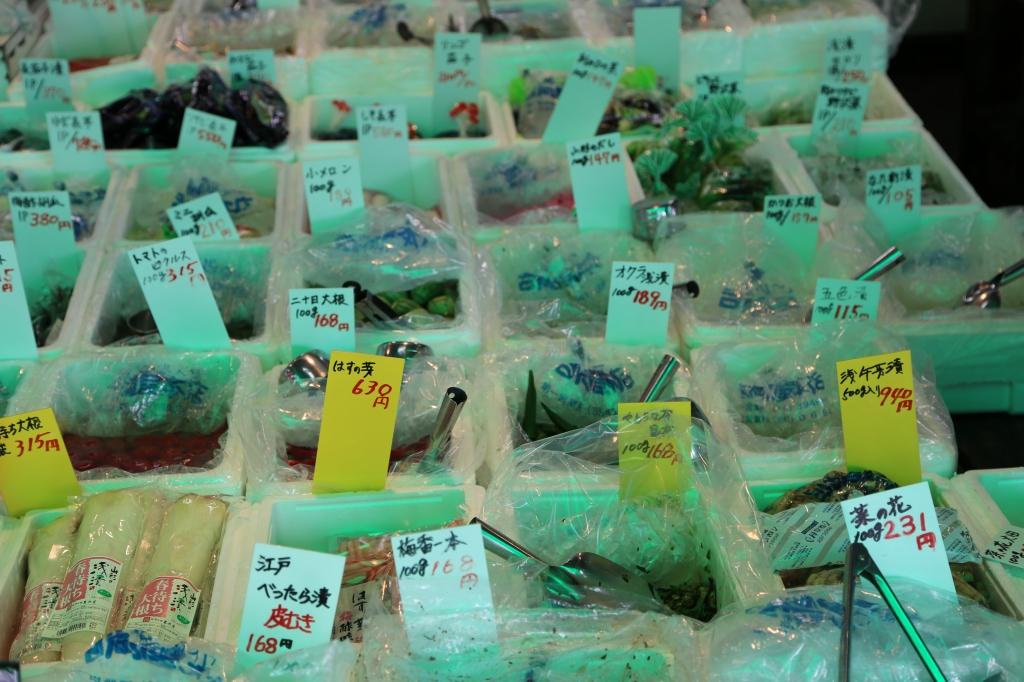 09 Tsukiji Fish Market