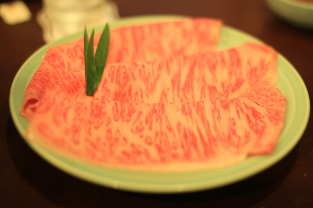 10 Ningyocho Imanhan - Sukiyaki (High Quality Beef)