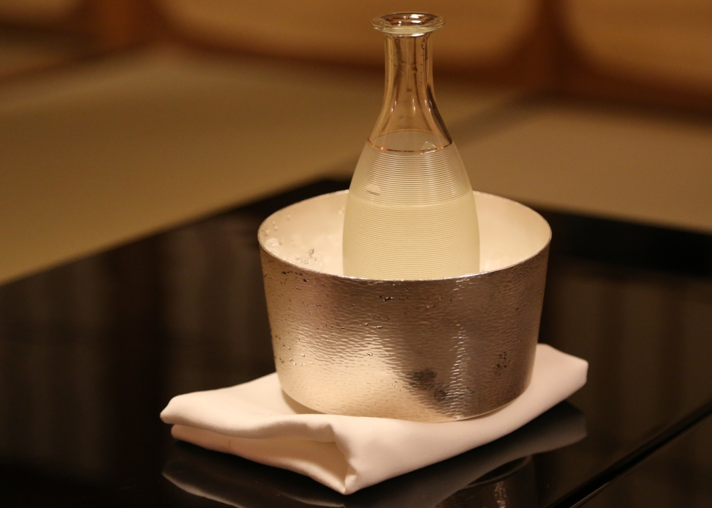 11 Kitcho Arashiyama Honten - Sake