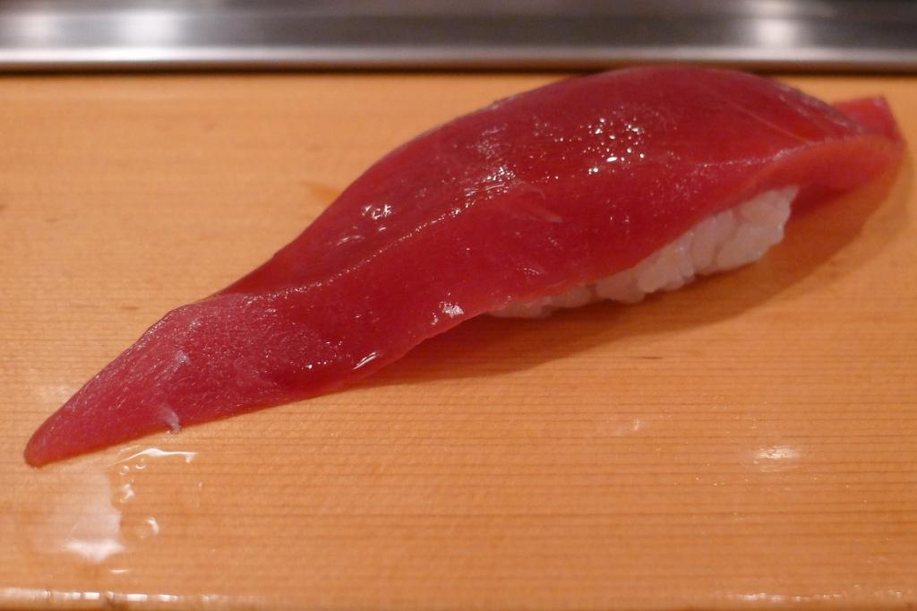 11 Sushi Dai - Lean Tuna