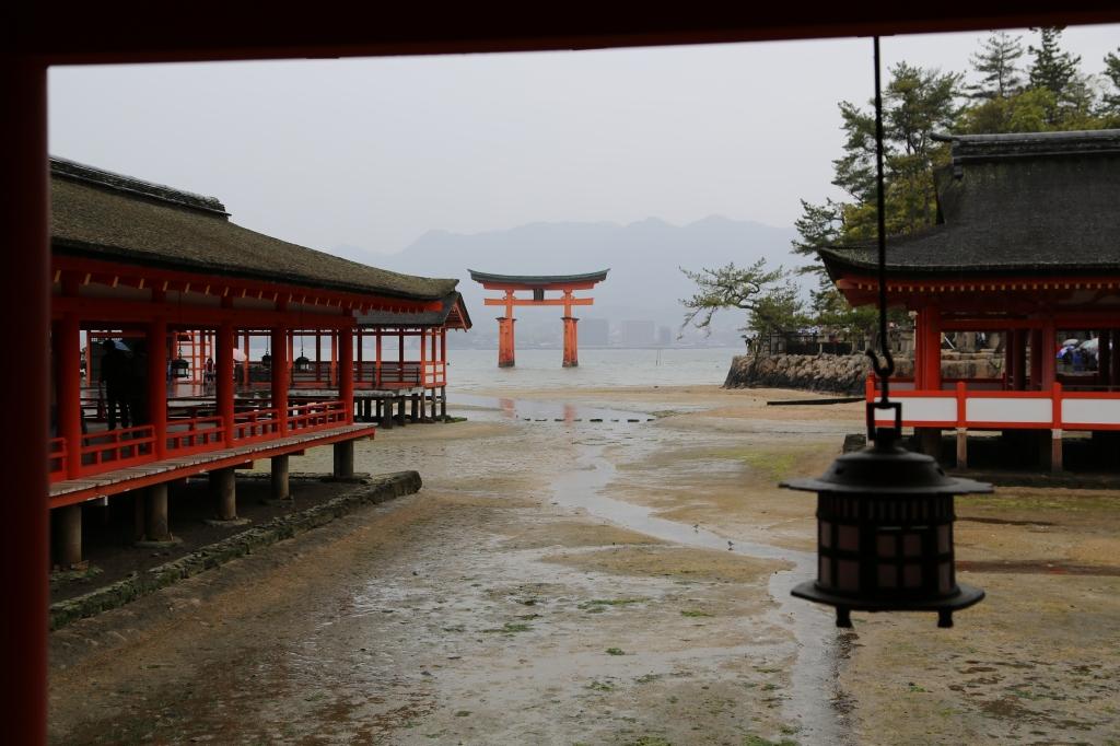 12 Itsukushima Shinto Shrine