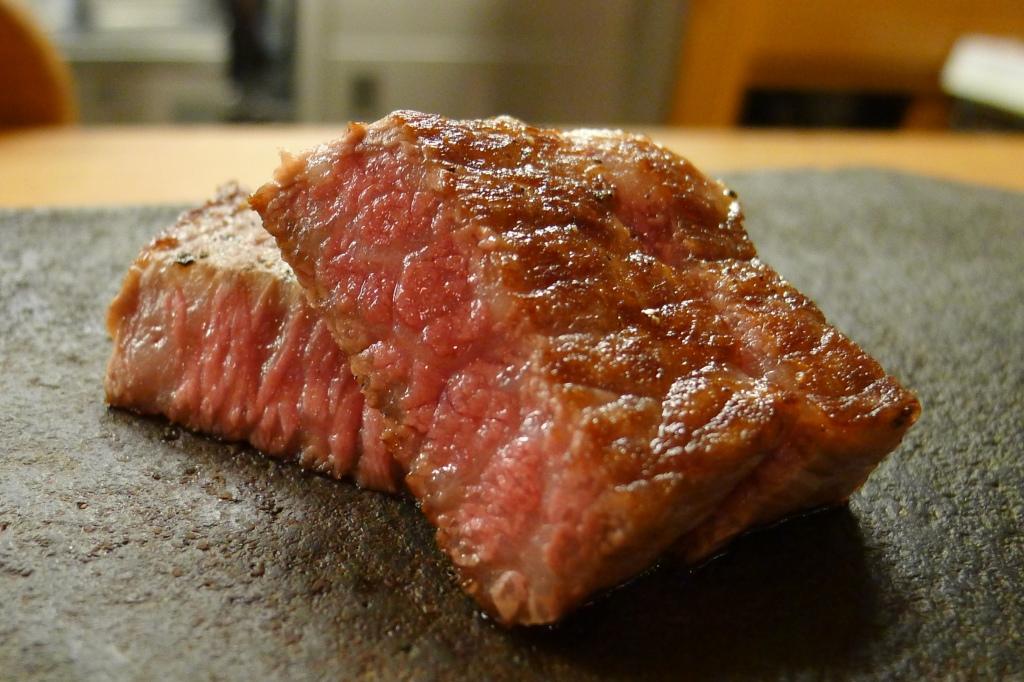 13 Isshi - Wagyu Steak