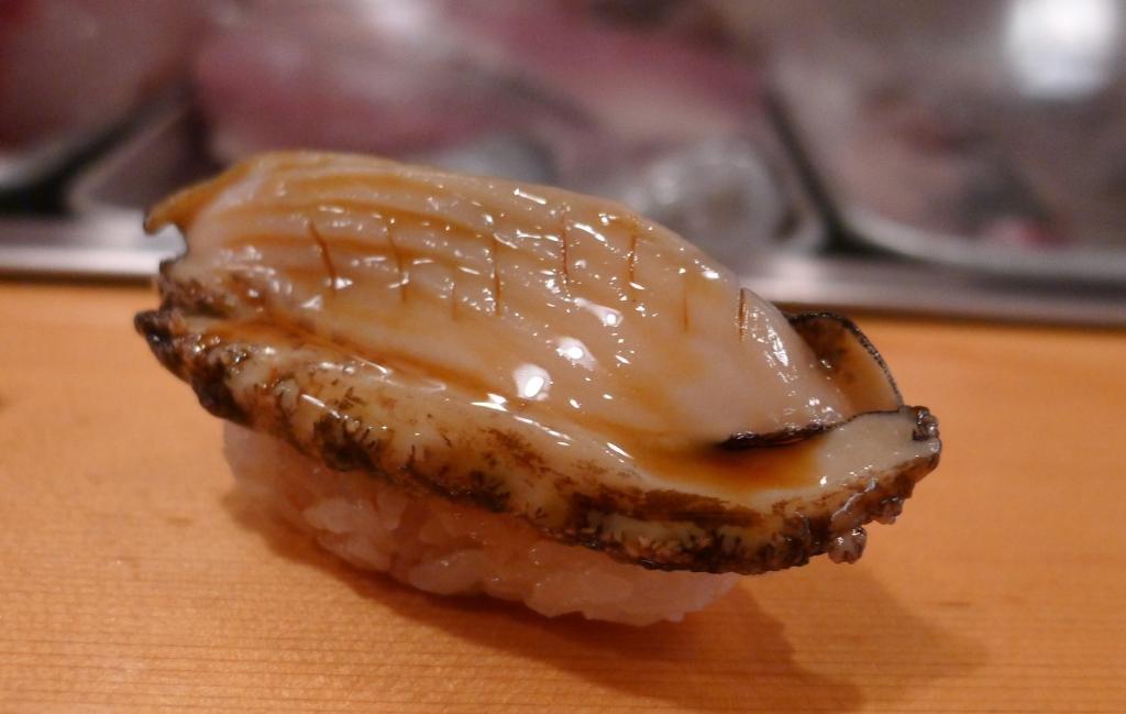 13 Sushi Dai - Abalone