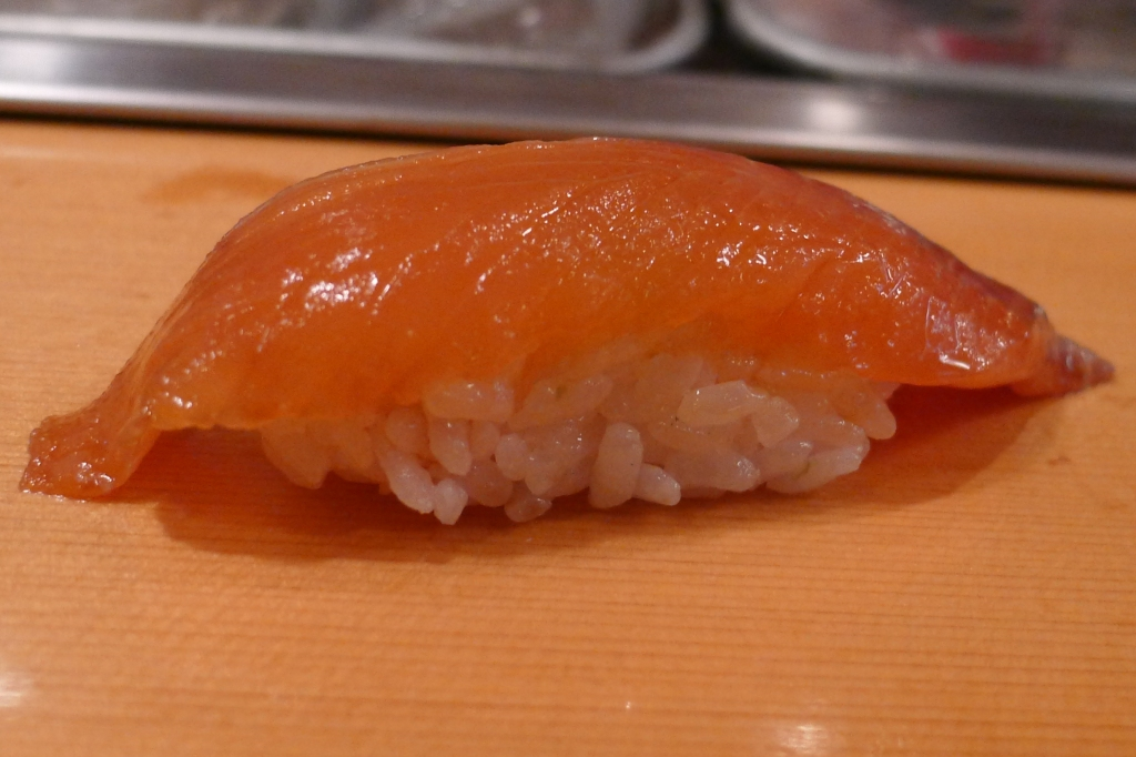 14 Sushi Dai - Salmon