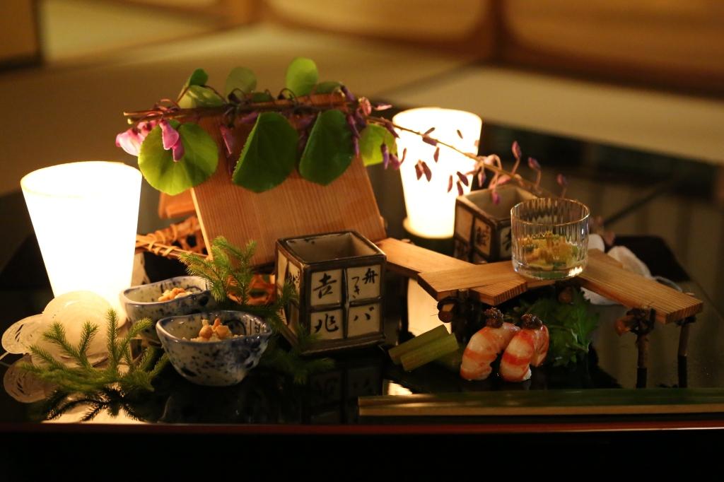 16 Kitcho Arashiyama Honten - Assortment of Seasonal Dishes