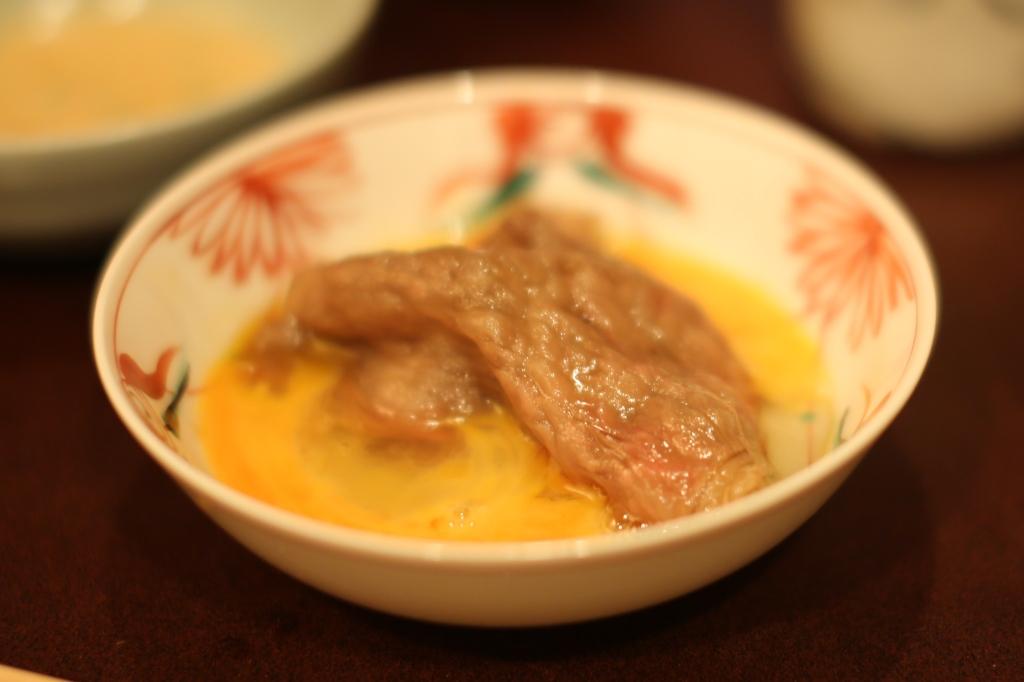 16 Ningyocho Imanhan - Sukiyaki wEgg