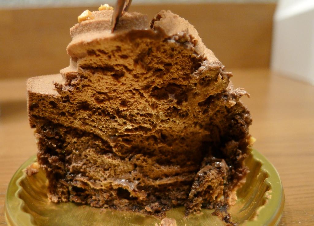 18 Hidemi Sugino - Chocolate Mousse