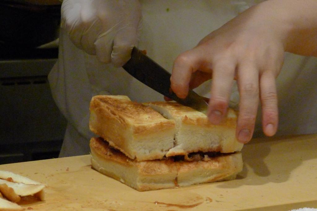 18 Shima - Finishing Sandwich