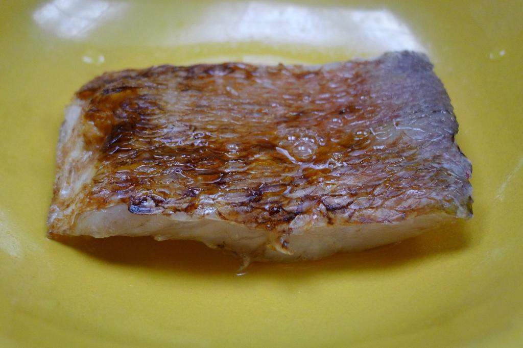 19 Nakamura - Grilled Tilefish