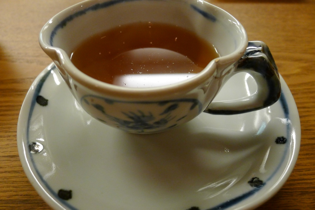 20 Isshin - Tea