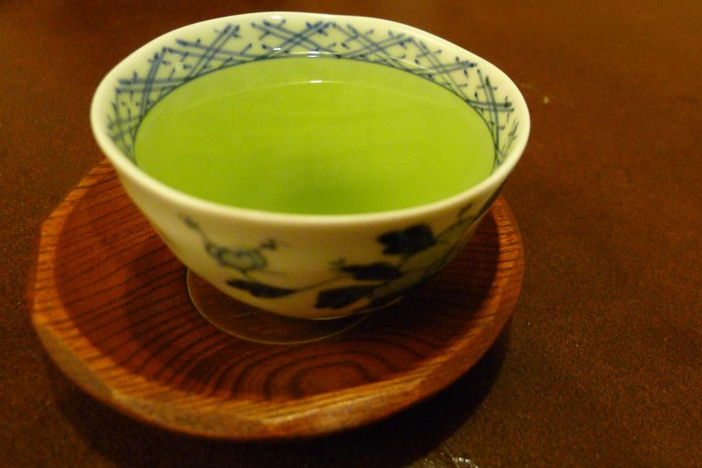 20 Ningyocho Imanhan - Green Tea
