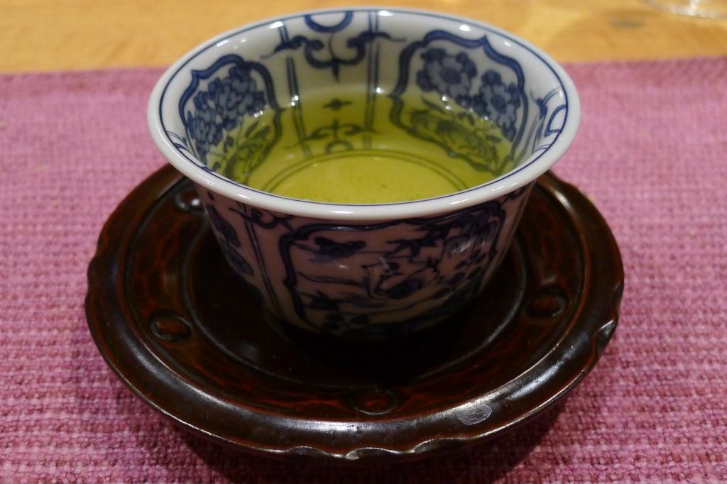22 Shima - Green Tea