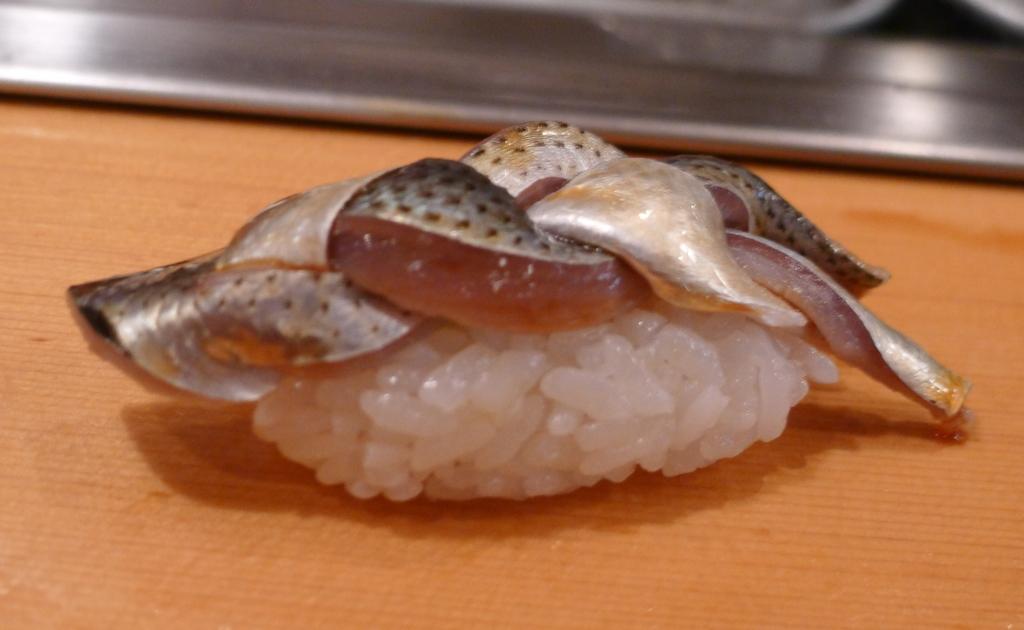 22 Sushi Dai - Japanese Gizzard Shad