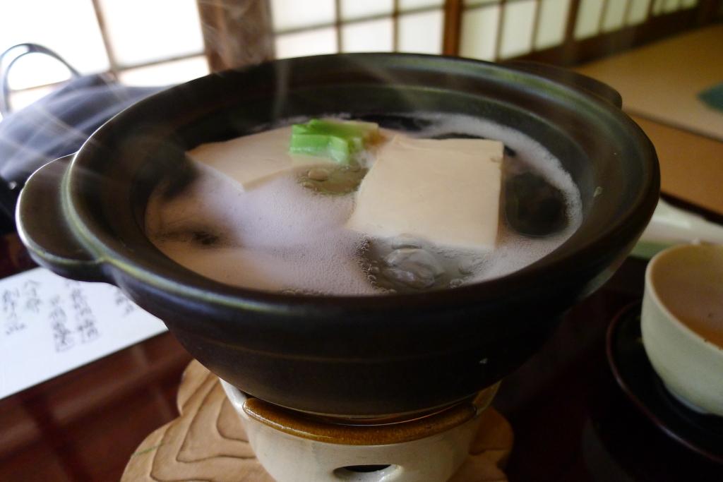 23 Shoraian - - Tofu Simmering