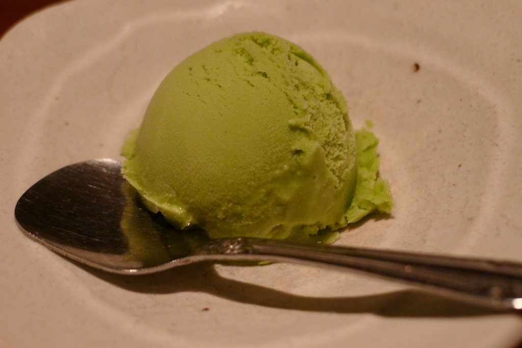 23 Toriki - Green Tea Ice Cream