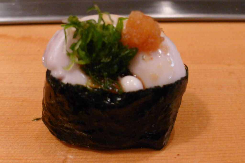24 Sushi Dai - Fugu sperm sac