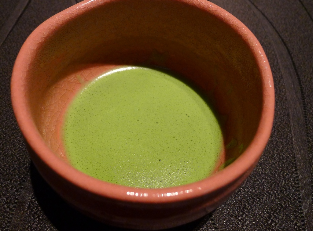 26 Ryugin - Matcha Tea