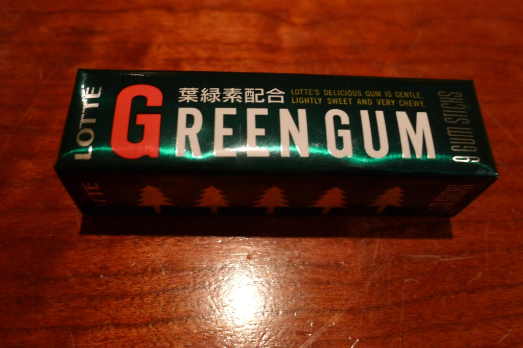 30 Yoroniku - Mint Gum
