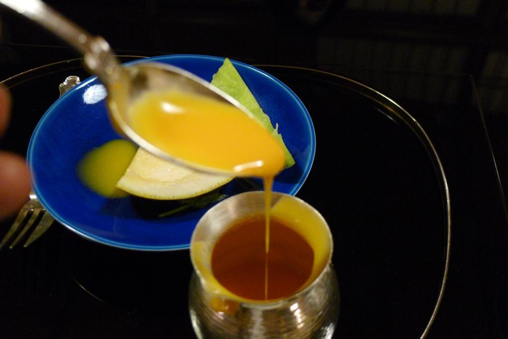 31 Kitcho Arashiyama Honten - Sweet Custard Sauce for Fruit