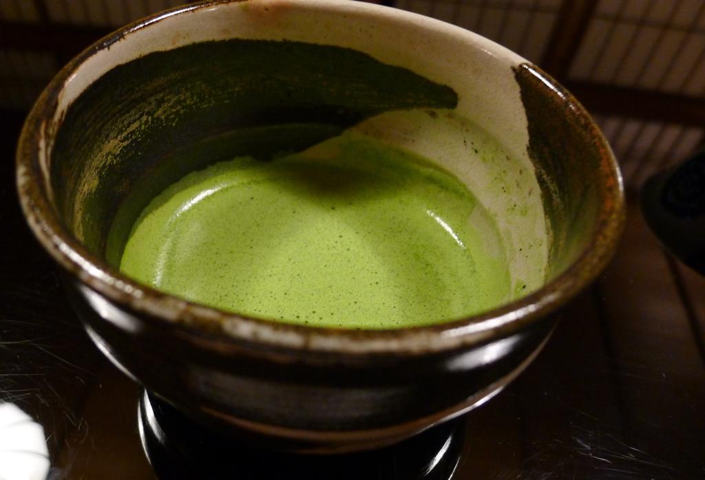 32 Kitcho Arashiyama Honten - Matcha Tea