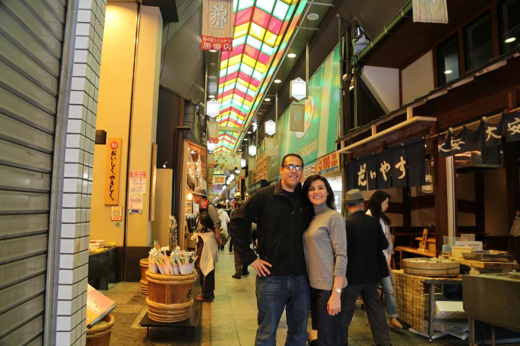 76 Nishiki Market